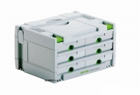 Festool SORTAINER SYS 3-SORT/6