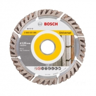 Diamantový řezací kotouč Bosch Standard for Universal 125x22mm 2608615059