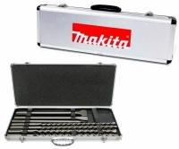 Makita D-40571 7-dílná sada vrtáků a sekáčů SDS-MAX