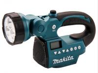 Makita DMR050 aku rádio se svítilnou