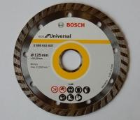 Univerzální diamantový kotouč Bosch Eco for Universal Turbo 125 x 22,23 x 2,0 x 8,0 mm