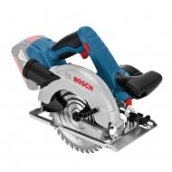 Bosch GKS 18V-57 professional aku okružní pila 0.601.6A2.200